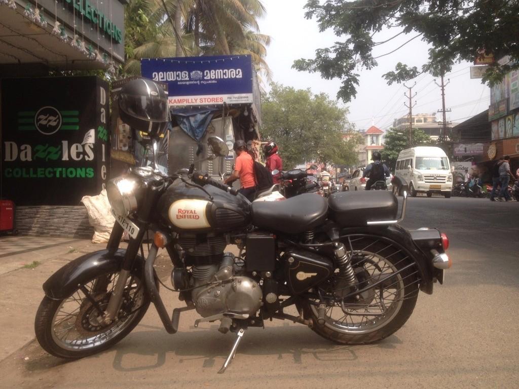 Royal Enfield - frajerska motorka, ktoru ma v Indii takmer kazdy
